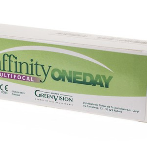 Affinity one day Multifocal